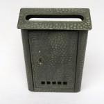 BB11 - Briefkasten Art Deco, Metall