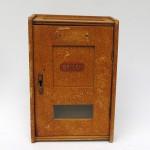 BB15 - Briefkasten Art Deco, Holz