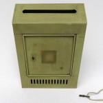 BB17 - Briefkasten Art Deco, Metall