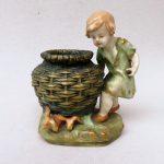 BV3 - Vase Amphora Austria, Keramik, Anfang 20. Jh.