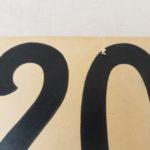 2 Risse in Scheibe 19 / 20 oben und seitlich